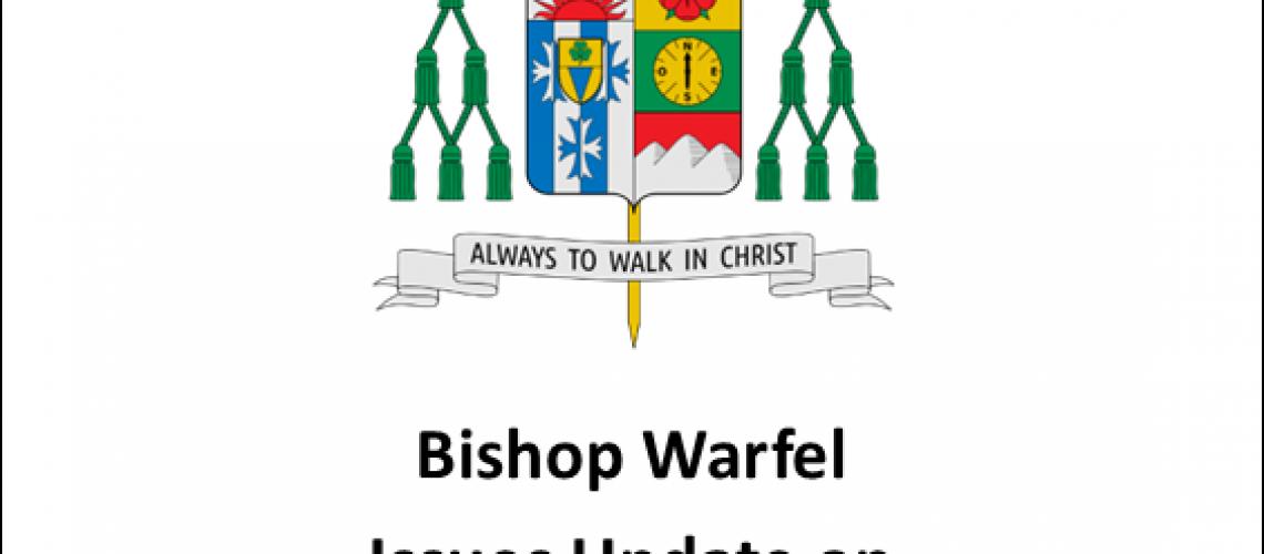 Bishop COVID Update 10 2021